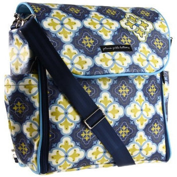 Petunia Pickle Bottom Boxy Backpack Diaper Bag (Majestic Murano)