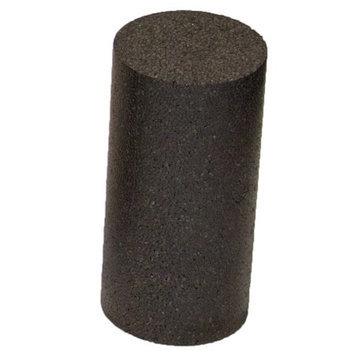 J-Fit Black High Density Foam Roller 12 inches