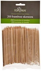 Fox Run Craftsmen Foxrun 475 bamboo skewers