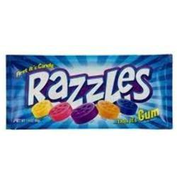 Concord Confections Razzles Single 1.4 Oz(Case of 24)