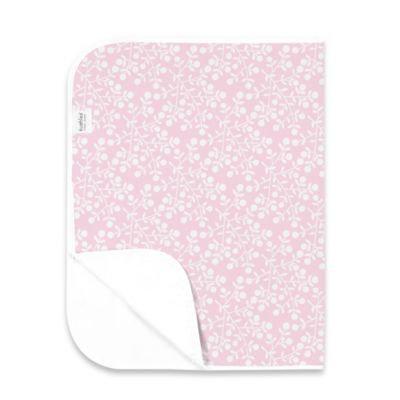 Babies R Us Kushies Waterproof Change Pad - Pink Berries
