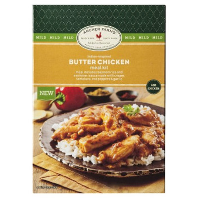 Archer Farms Butter Chicken Meal Kit 18oz