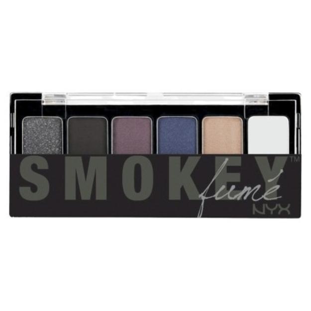 NYX The Smokey Fume Shadow Palette