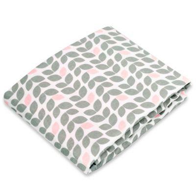 Babies R Us Kushies Playpen Fitted Sheet - Grey Petal