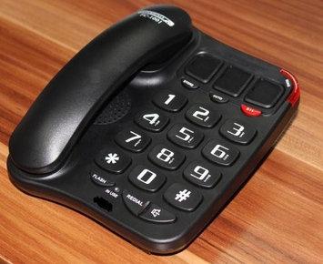 Future Call 1001B 40db Picture Phone Black