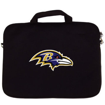 Siskiyou FNLT180 Baltimore Ravens Laptop Bag