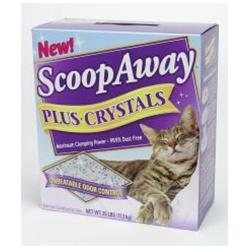 Clorox Co Scoop Away Plus Crystals 25 Pound - 02070