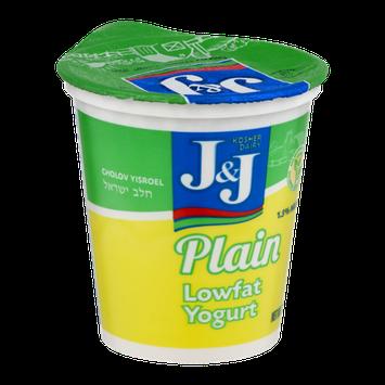 J&J Lowfat Yogurt Plain