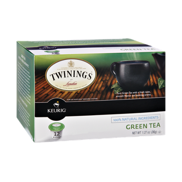 Twinings of London Keurig K-Cups Green Tea