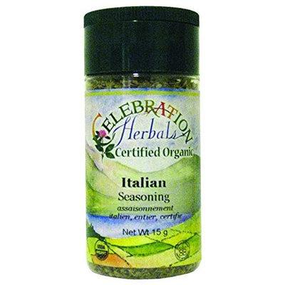 Celebration Herbals Organic Italian Seasoning 15 g