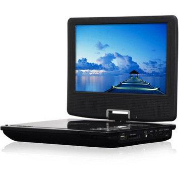 Qfx Quantum PD-109 Portable DVD Player - 9