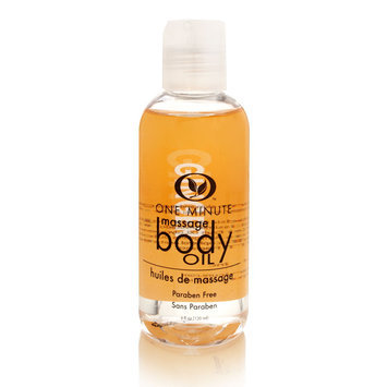 One Minute Manicure One Minute Massage Body Oil Ginger