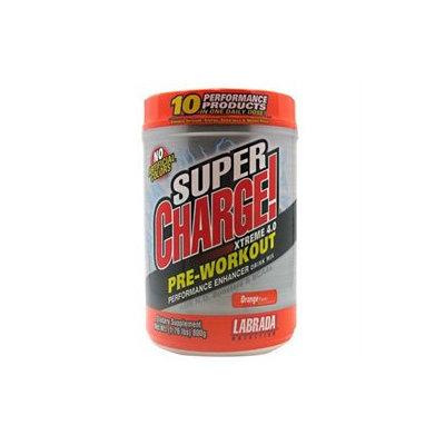 Labrada Nutrition Super Charge Xtreme N.O. - 1.76 lbs Orange