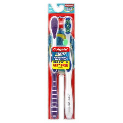 olgate 360 Degrees Toothbrushes Full Head Soft