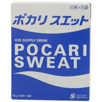 Ootsuka Pocari Sweat Powder, 13.05-Ounce Units (Pack of 2)
