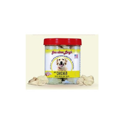 Grandma Lucy's Freeze Dried Just Chicken Dog Treats - 4 oz