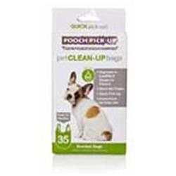 Kyjen Company Kyjen Pooch Pick-Up Bags With Corn Starch 35 ct.