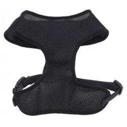 Coastal Pet Products DCP6413BLK Comfort Soft Adjustable Harness