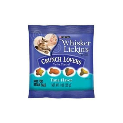 Nestlé Purina Purina Whisker Lickin's Crunch Lovers Tartar Control - Tuna