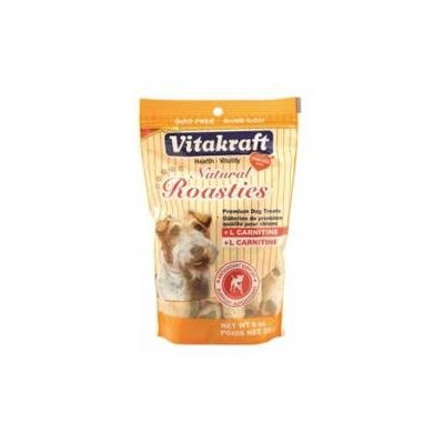 Vitakraft Natural Roasties L-Carnitine Dog Treat