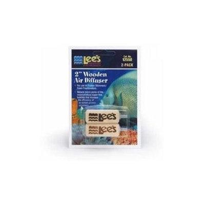 Lee S Aquarium & Pet Fish & Aquatic Supplies Wooden Air Diffuser