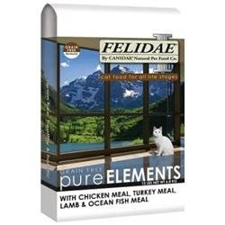 Felidae Grain-Free Pure Dry Cat pure Elements 15 lbs