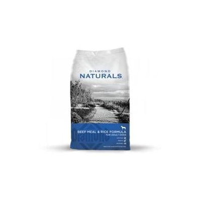 Diamond Naturals Beef and Rice Dry Dog Food