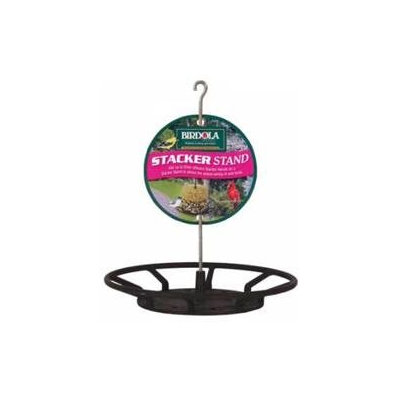 United Pet Group Birdola 54618 Bird Food Stacker Stand (6 Pack)