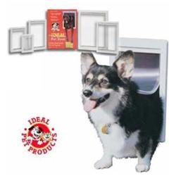 Perfect Pet Ideal Pet Products PPDS Small Thermoplastic Pet Door