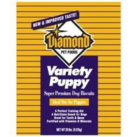 Diamond Puppy Biscuits Dog Treat 20lb Variety