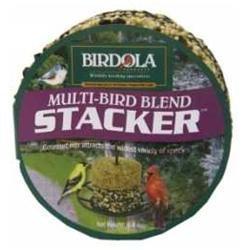 United Pet Group Birdola - Multi-bird Blend Stacker Cake .41 Pound - 54610