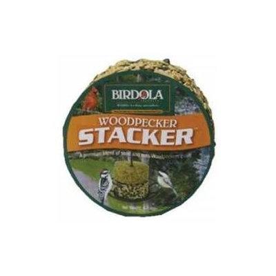 United Pet Group Birdola - Woodpecker Stacker Cake .4 Pound - 54611