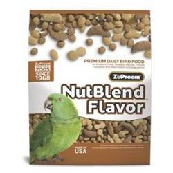 ZuPreem NutBlend Flavor Premium Bird Food 17.5 lb