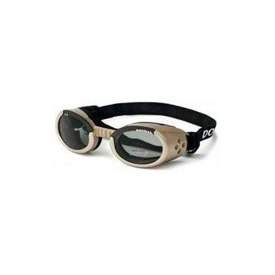 Doggles ILS Lense Dog Goggles in Chrome