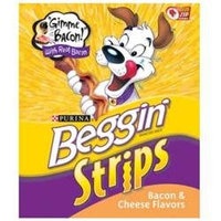 Beggin'® Strips Bacon & Cheese Dog Treats