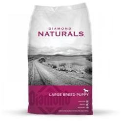 Diamond Naturals Lg Breed Puppy Dry Dog Food 20lb