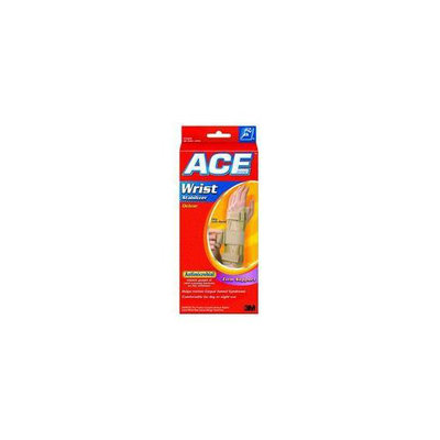 ACE 207277 Deluxe Wrist Stabilizer - Hand- Left Hand