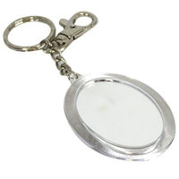 Danielle Charming Beauties Mirror Charm - Round (Pack of 2)