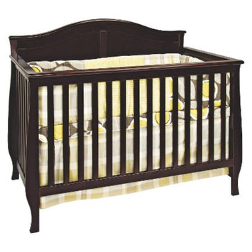 Childcraft Shoal Creek Camden Convertible Crib - Jamocha
