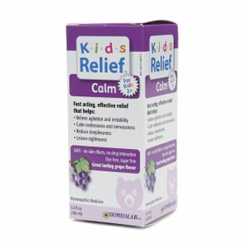 Homeolab USA Kids Relief Calm