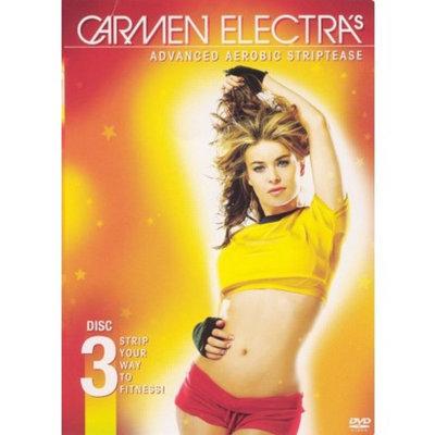 Paramount Carmen Electra's Advanced Aerobic Striptease - Fullscreen - DVD