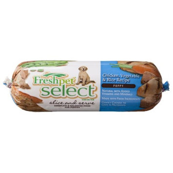 Target Home Freshpet Select Slice and Serve Puppy Dog Food - Chicken, Vegetable