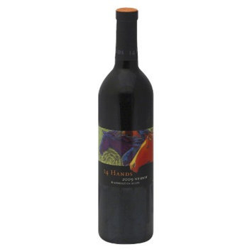 14 Hands Vineyards 14 Hands Washington State 2009 Merlot Wine 750 ml