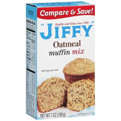 Jiffy: Oatmeal Muffin Mix, 7 Oz