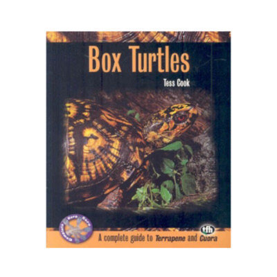 TFH Box Turtles: A Complete Guide to Terrapene and Cuora