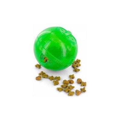 Multivet International Muv Toy Slimcat Tricky Treat Ball Green