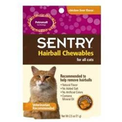 2.5 Ounces Chic Hairb Relief 11230 by Sergeant's Pet