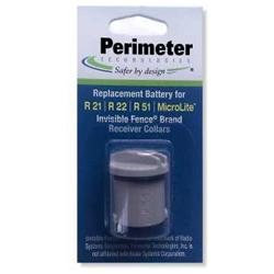 Perimeter Technologies Invisible Fence R21 & R51 Dog Collar Battery