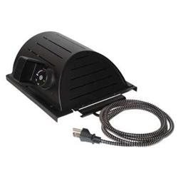 Petstoresusa Hound Heater 110-Volt Dog House Furnace Cord Type: Deluxe- with Cord Protector