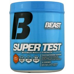 The Beast SuperTEST (Super TEST) 180 Capsules, Ultra Lab The Beast Sports Nutrition